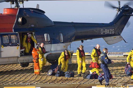 North Sea Strikes; A Failure Of Leadership
