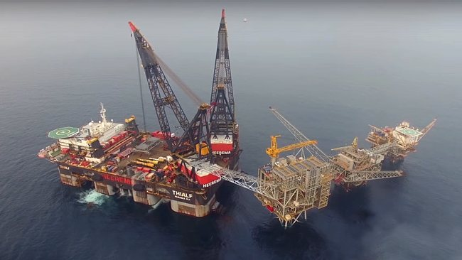 Marathon Oil announces first gas from Alba B3 compression platform