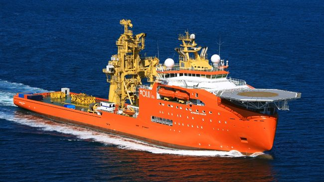 Offshore Vessel Operators Merge to Face Downturn