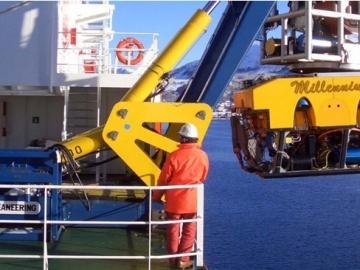 Oceaneering Wins ROV Deal