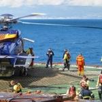 Strike Hits Shell North Sea Platforms
