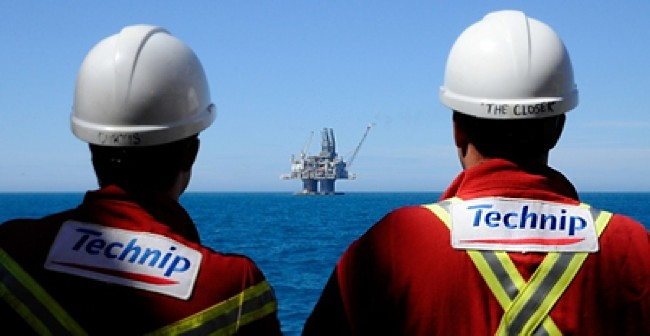 Technip Wins Work On UK Shelf