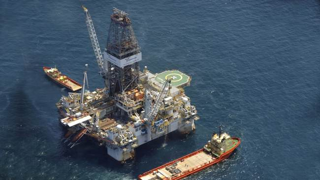 Transocean Stacks Six Drilling Rigs