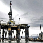 Transocean Drilling Rig Ready for Skipper Well
