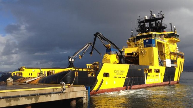 Eni Cancels Barents Sea Vessel