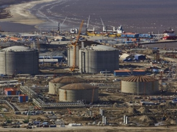 AEG Scores Deal for Yamal LNG