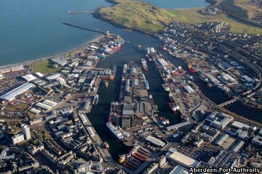 North Sea Oil Revenue Downturn Hits Scottish Deficit