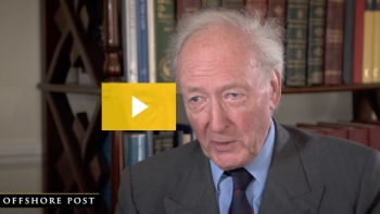 Algy Cluff Talks North Sea Oil & Gas & UK Energy Security