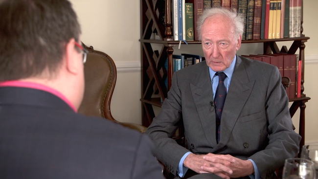 Algy Cluff Talks Exclusively To Offshore Post About North Sea Oil & Gas