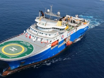 China Completes First 3D Seismic Survey in the Arctic