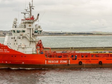 "Offshore ""Slave"" Conditions Resolved Off Aberdeen"