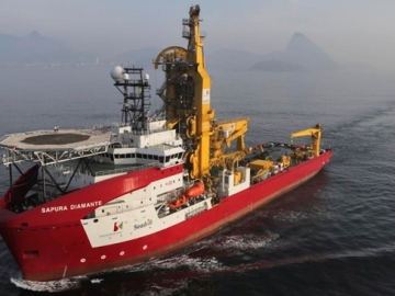 Offshore Pipelay Vessel Starts Work in Brazil