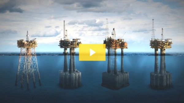 Oil and Gas Jobs with North Sea Decommissioning