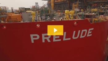 Shell Prelude FLNG; The Giant Offshore LNG Asset Takes Shape