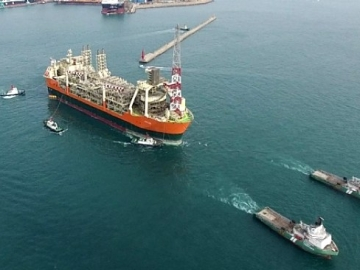 BP Awards FPSO Support Contract in the North Sea
