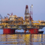 Oil Platforms Evacuated As Storm Approaches GOM