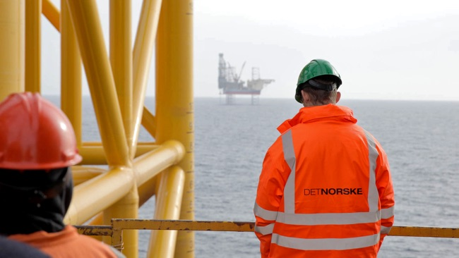 Offshore Oil Discovery Made in the North Sea