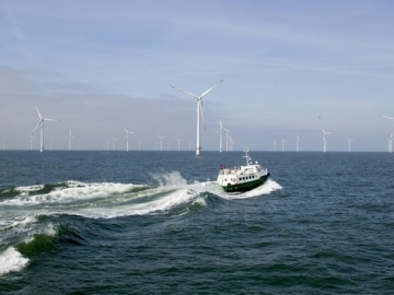 DONG Energy Gets Consent for Offshore Wind Farm