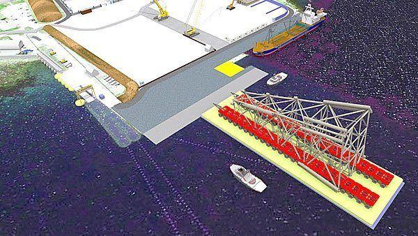 DSM Demolition's Plans for Decommissioning Site in Orkney