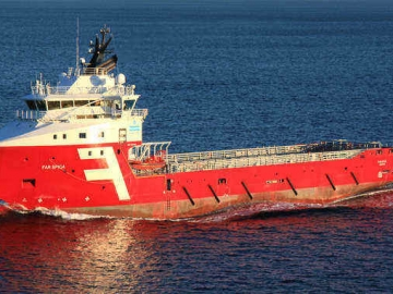 Platform Supply Vessel Deals Awarded to Farstad