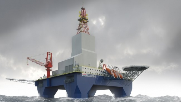 New Semi-Submersible Rigs Launched