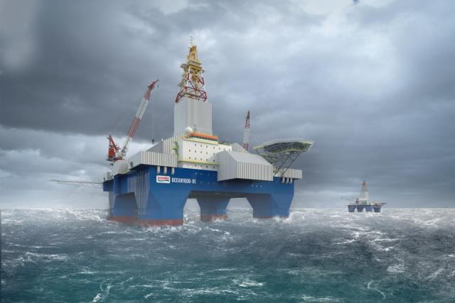 New Semi-Submersible Drilling Rigs Launched