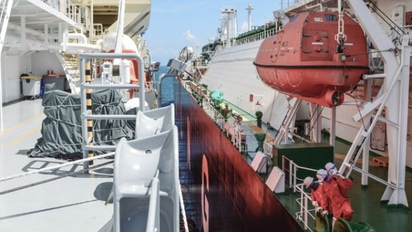 FSRU Conversion Premiere at Höegh LNG