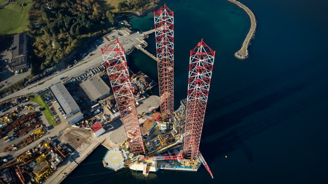 Maersk Interceptor Drilling Rig Gets Licence to Drill