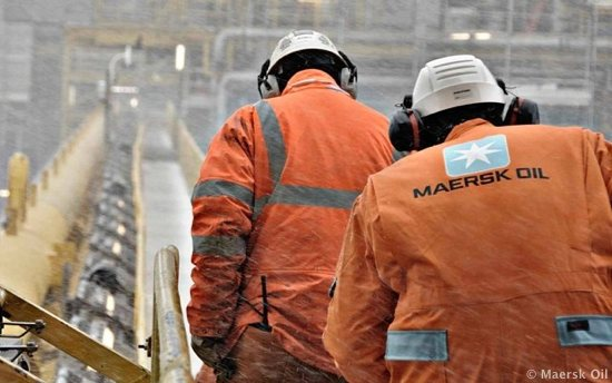 Maersk Cuts 122 Offshore Jobs
