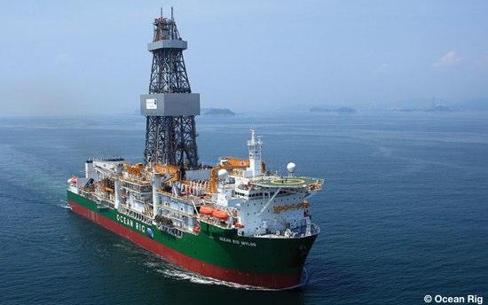 Ocean Rig Postpones Drillship Deliveries