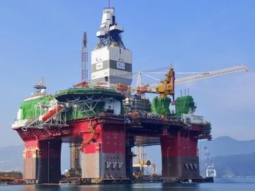 Songa Enabler Starts Drilling on Statoil Field