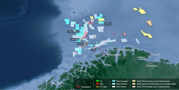 Oil Industry Slashes Spending in Norway