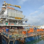 WATCH: Statoil Installs Dudgeon OSP