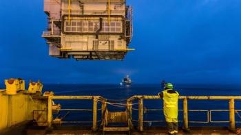 WATCH: Gina Krog Heavy Lift in the North Sea