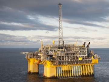 Statoil Troll C Platform Starts Production at Fram C