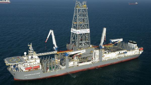 Transocean Discoverer Clear Leader Ultra Deepwater Drillship