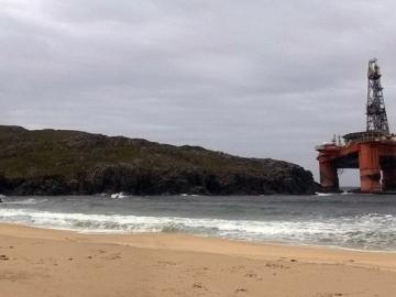 Transocean Winner Remains Under Examination