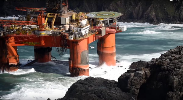 Transocean Winner Remains Under Examination