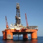 Transocean Rig Runs Aground