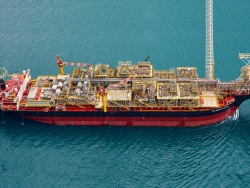 First Oil at TEN Offshore Ghana