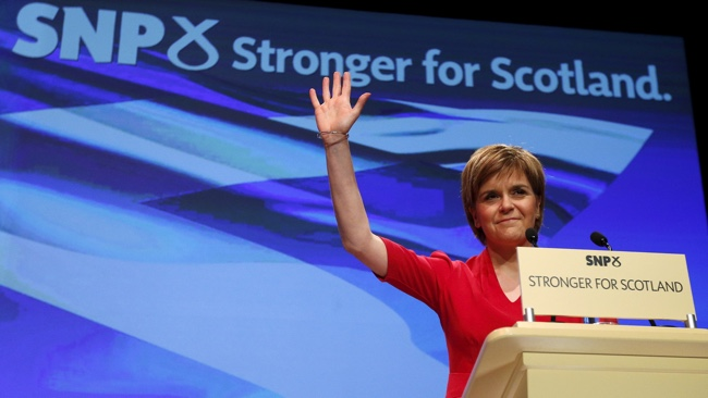 Oil Collapse Slams Scottish Revenue Down 97%