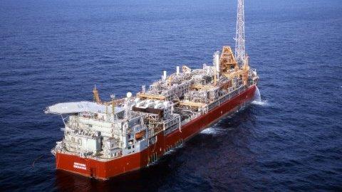 Woodside Drills Offshore Myanmar