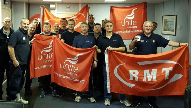 North Sea Oil Workers Strike Nearing End