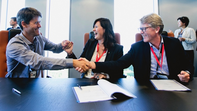 Offshore Oil and Gas Companies Team Up in Norway