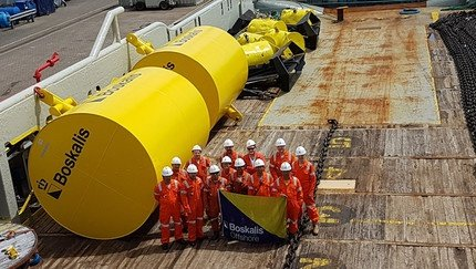 """Boskalis is facing a union fight to prevent the Dutch company from """"sacking skilled seafarers and downgrading the quality of jobs""""."""