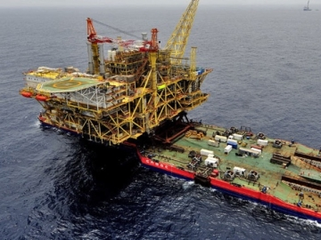 Offshore China Oil Field Starts Production