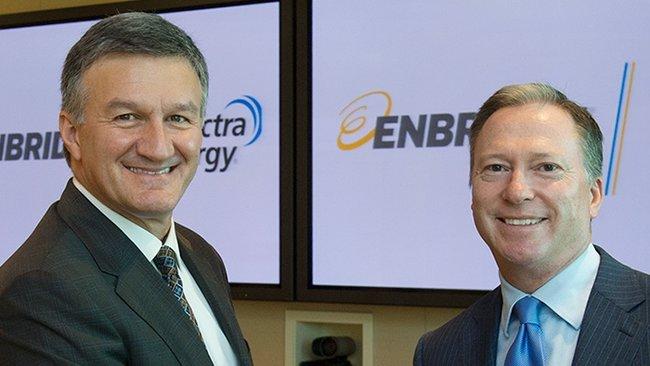 Energy Giant Created In $127Bn Spectra Enbridge Merger