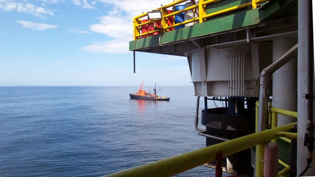 Gazprom Finds Gas in Offshore Okhotsk Field