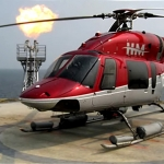 Helicopter Crash Kills Four Offshore Angola