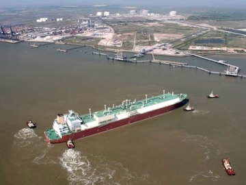 LNG Deal Secures UK Gas Supplies Until 2023